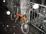 Snowy Brompton